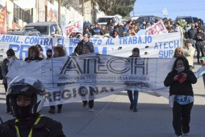 Docente Chubut