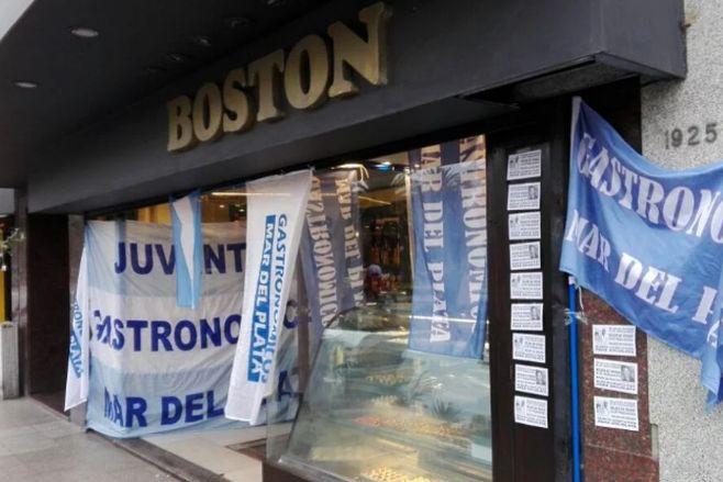Confitería Boston