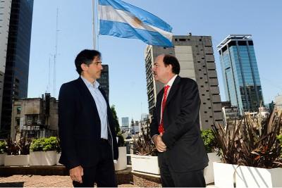 Acuerdo Banco Ciudad - Agencia Argentina de Inversiones y Comercio Internacional