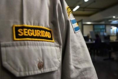 Personal Seguridad