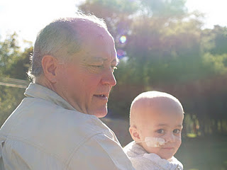 Jose Milesi y su hijo Juan