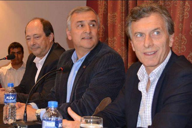 Sanz y Macri