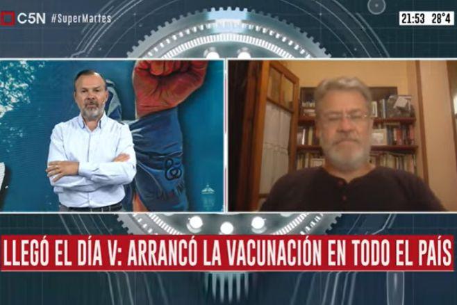 Minuto Uno: Ricardo Forster, y su análisis sobre la pandemia