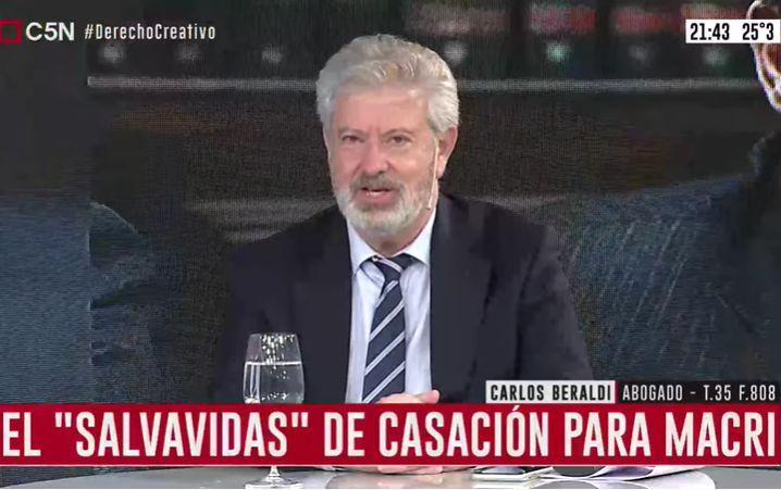 """Minuto Uno: El """"salvavidas"""" de Casación para Macri"""